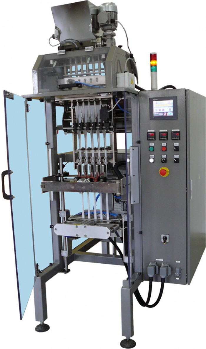 Vertical packaging machine HU